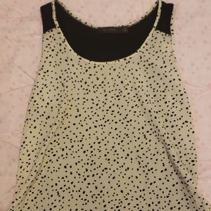 The Limited Teardrops Blouse Size Medium
